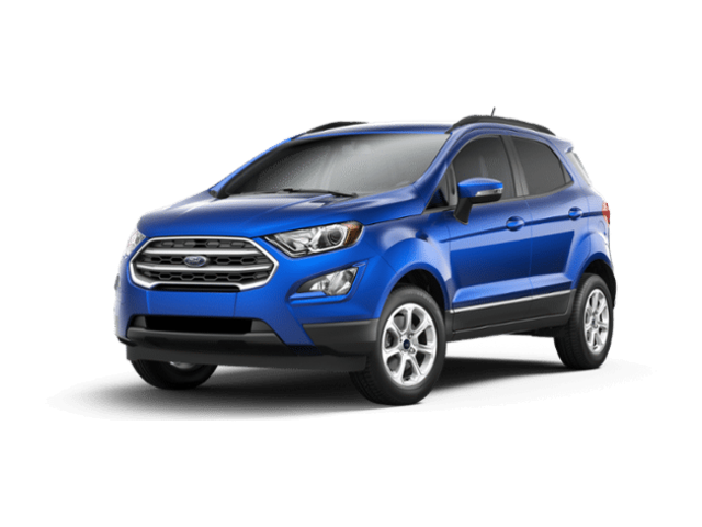 2018 Ford EcoSport SE Crossover Intelligent 4WD